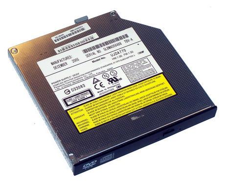 Toshiba K000031980 Equium M70 Slimline ATA DVD-ROM/CD-RW Drive Model UJDA770